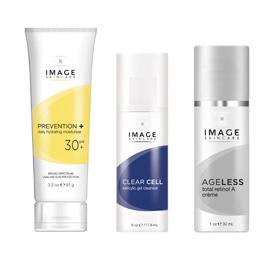 image skincare line